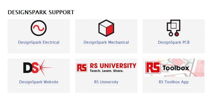 DesignSpark Support
