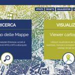 Regione Liguria online la cartografia digitale
