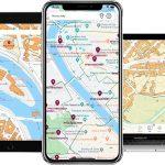 TMap, app gratuita con i servizi WMS del Catasto